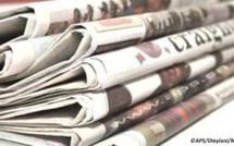 """Presse-revue: La""""crise'' au PS et la menace terroriste en exergue"""