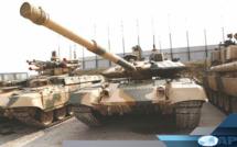 ARMES : 1666 milliards de dollars de dépenses militaires mondiales en  2016 (Rapport)