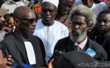 Levée de l'immunité parlementaire de Khalifa SALL: Le Procureur donne raison aux avocats du maire de Dakar(Jeune Afrique)