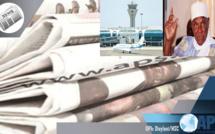 Presse-revue: Le refus de Wade d'être le parrain de l'AIBD en exergue