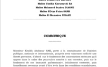 Demande de LP: Khalifa Sall cautionne ses biens et ceux de personnes de bonne volonté (Documents)