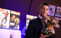 Vainqueur du ballon 2017: Cristiano RONALDO en dix dates(France Football)