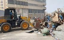 Occupations anarchiques des routes en banlieue: Le coup de balai du préfet de Pikine