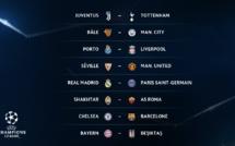 Tirage au sort des 8e de finale de la Ligue des Champions : Le PSG défiera le Real Madrid
