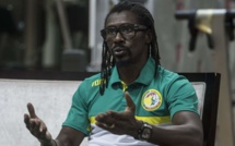 Football: Aliou Cissé prolongé jusqu'en 2021