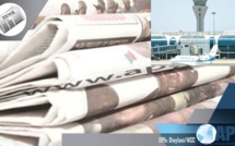Presse-revue: La fin de la grève des aiguilleurs du ciel à l'AIBD à la Une