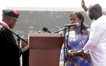 LIBERIA: WEAH A PRÊTÉ SERMENT
