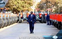 """AGRICULTURE: Macky SALL engage le Gouvernement à faire du Sénégal, """"le grenier de l'Afrique de l'ouest"""""""