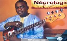 Musique-nécrologie: Décès du bassiste Habib FAYE (RADIO)