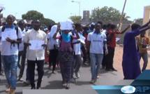 Université de Saint-Louis: Les étudiants de l'UGB poursuivent la grève illimitée