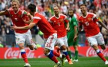 MONDIAL 2918'Ouverture): La Russie spectaculaire d'entrée l'Arabie Saoudite(5-0)