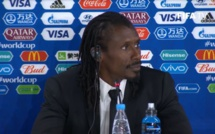 Aliou Cissé sur Japon-Sénégal : « ce qui m'ennuie, ce sont les deux buts que nous avons concédés »