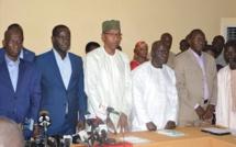RÉUNION SUR LE PARRAINAGE : Idy, Khalifa Sall, Malick Gakou, Bamba Dièye, le front de l'opposition... se démarquent du PDS