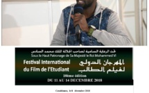 Babacar GNING Directeur Général de DEFF MEDIA PRO représente le Sénégal à la 10e édition du Festival International du Film de l'étudiant (FIFE) comme membre du jury.