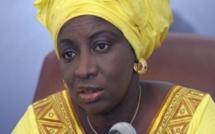 """Mimi Touré : """"Je n'ai pas été mise KO"""""""