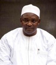 Gambie-Investiture: Ballet de personnalités pour la prestation de serment de Adama Barrow à Dakar