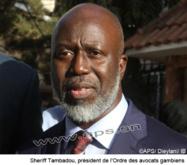 Réactions: La prestation de serment de Barrow est conforme à la Constitution gambienne (Avocat)