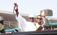GAMBIE-CRISE: Yahya Jammeh a quitté Banjul pour Conakry(Médias)