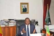 """Précision: Mankeur Ndiaye, Ministre des Affaires Etrangères du Sénégal : """" Yaya Jammeh est parti sans garantie """""""