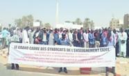 Education-Humeur: Débrayage de l'inter-cadre, mardi, suivi d'une grève totale mercredi et jeudi
