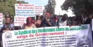 Crise scolaire: Quatre syndicats suspendent leur mot d'ordre de grève