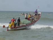 Mauritanie : Makeur Ndiaye et 6 autres pêheurs sénégalais portés disparus